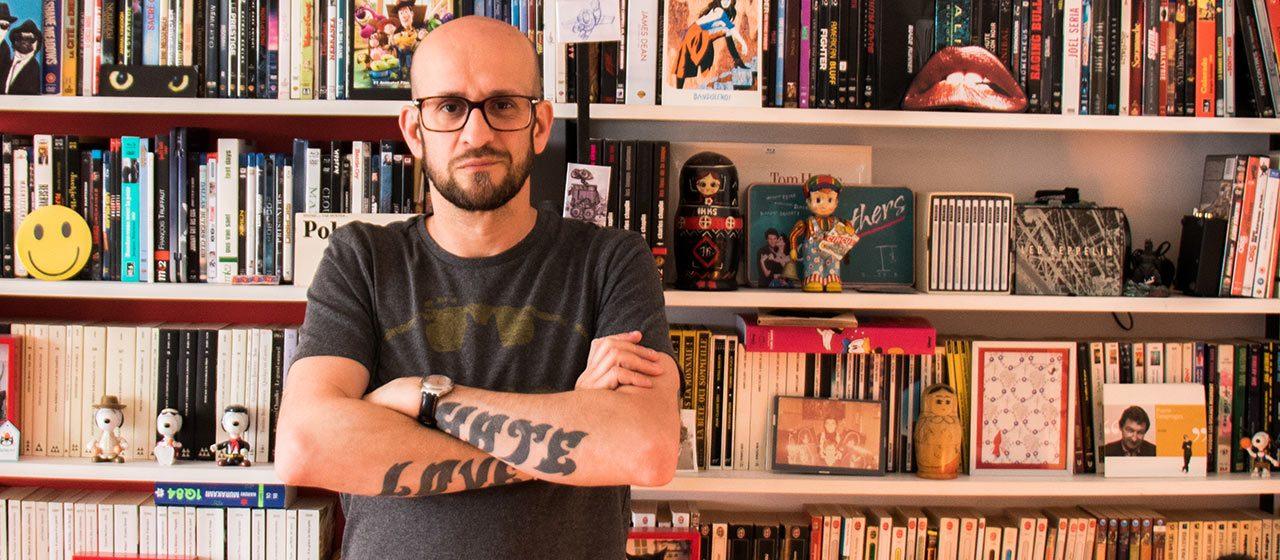 Stéphane Bedjidian, DJ et animateur