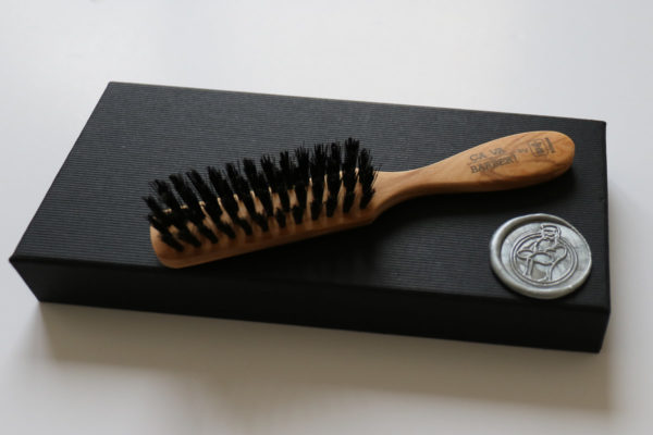 Brosse à barbe - Ça va barber & Heureux comme un Prince
