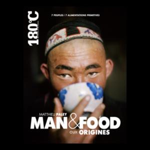 180°C, man & food