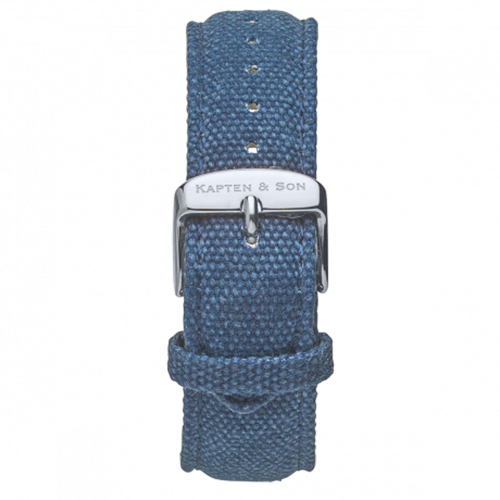Bracelet de montre Kapten & Son & Heureux comme un Prince