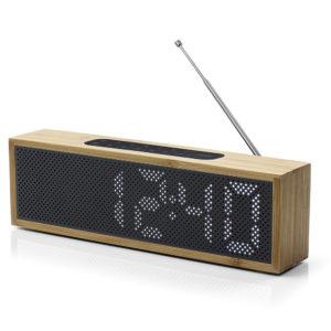 Radio-réveil Titanium - Lexon & Heureux comme un Prince