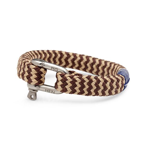Bracelet en corde de bateau - Pig & Hen - Heureux comme un Prince
