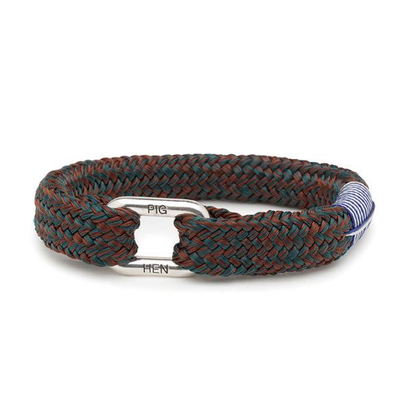 Bracelet en corde de bateau Limp Lee - Pig & Hen