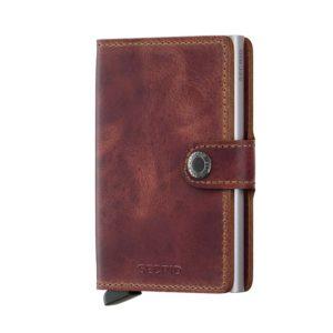 Porte-cartes RFID protect son étui cuir pour billets - Miniwallet Secrid - Heureux comme un Prince