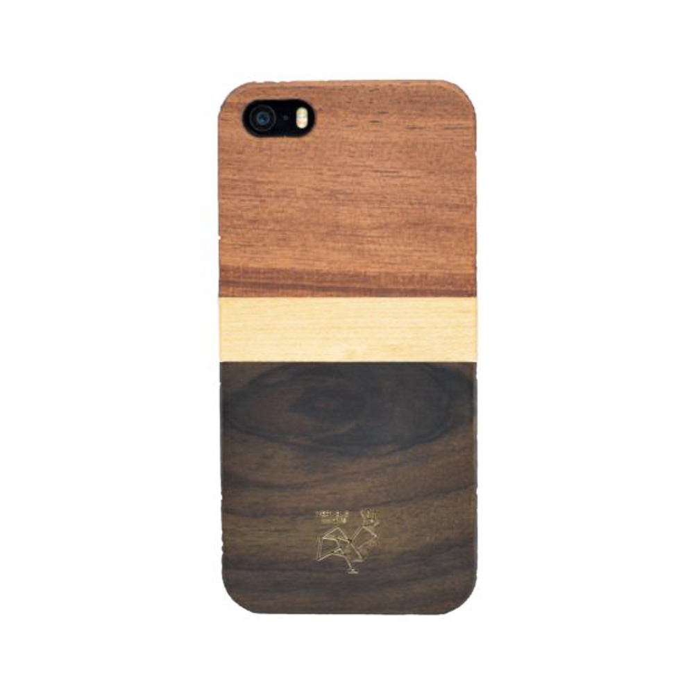 coques iPhone 5/6/7/8 MixWood - Very Bad Coque & Heureux comme un Prince