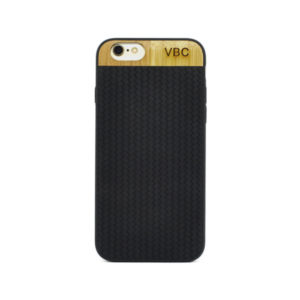 Coque iPhone cuir 6 / 6S - Very Bad Coque & Heureux comme un Prince