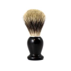 Blaireau Fleur de poil Pure Badger - Gentleman Barbier & Heureux comme un Prince