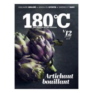 La revue 180°C, des recettes et des hommes | Heureux comme un Prince