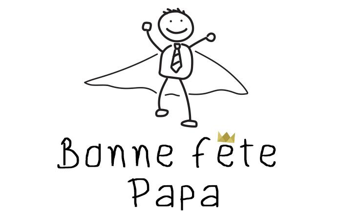 Bonne fête des pères mon Papa adoré !