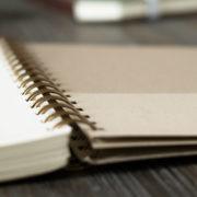 Carnet de notes A5 spirales pages lignées - Labrador & Heureux comme un Prince
