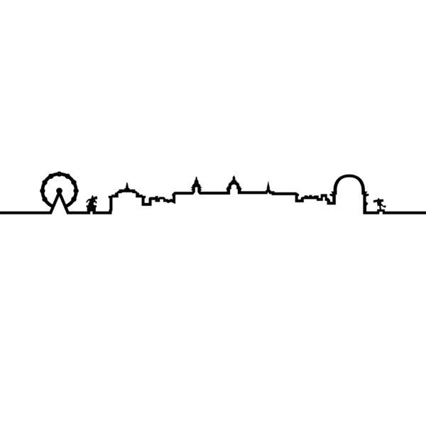 Skyline Lyon Presqu'île - Oxidée & Heureux comme un Prince