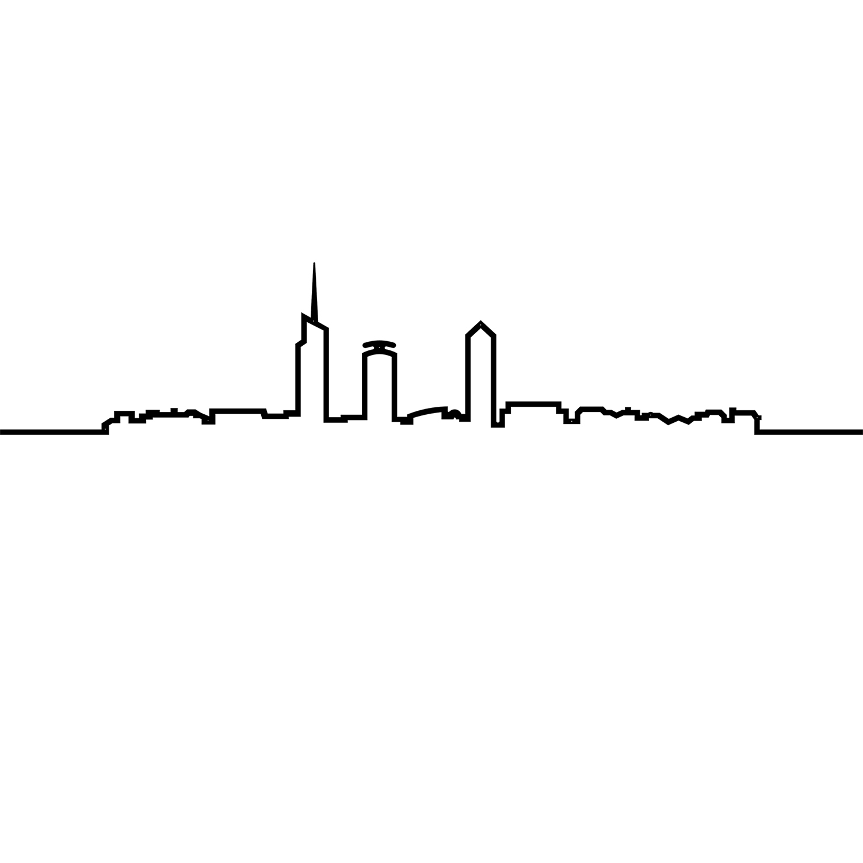 Skyline Lyon Part-Dieu - Oxidée & Heureux comme un Prince