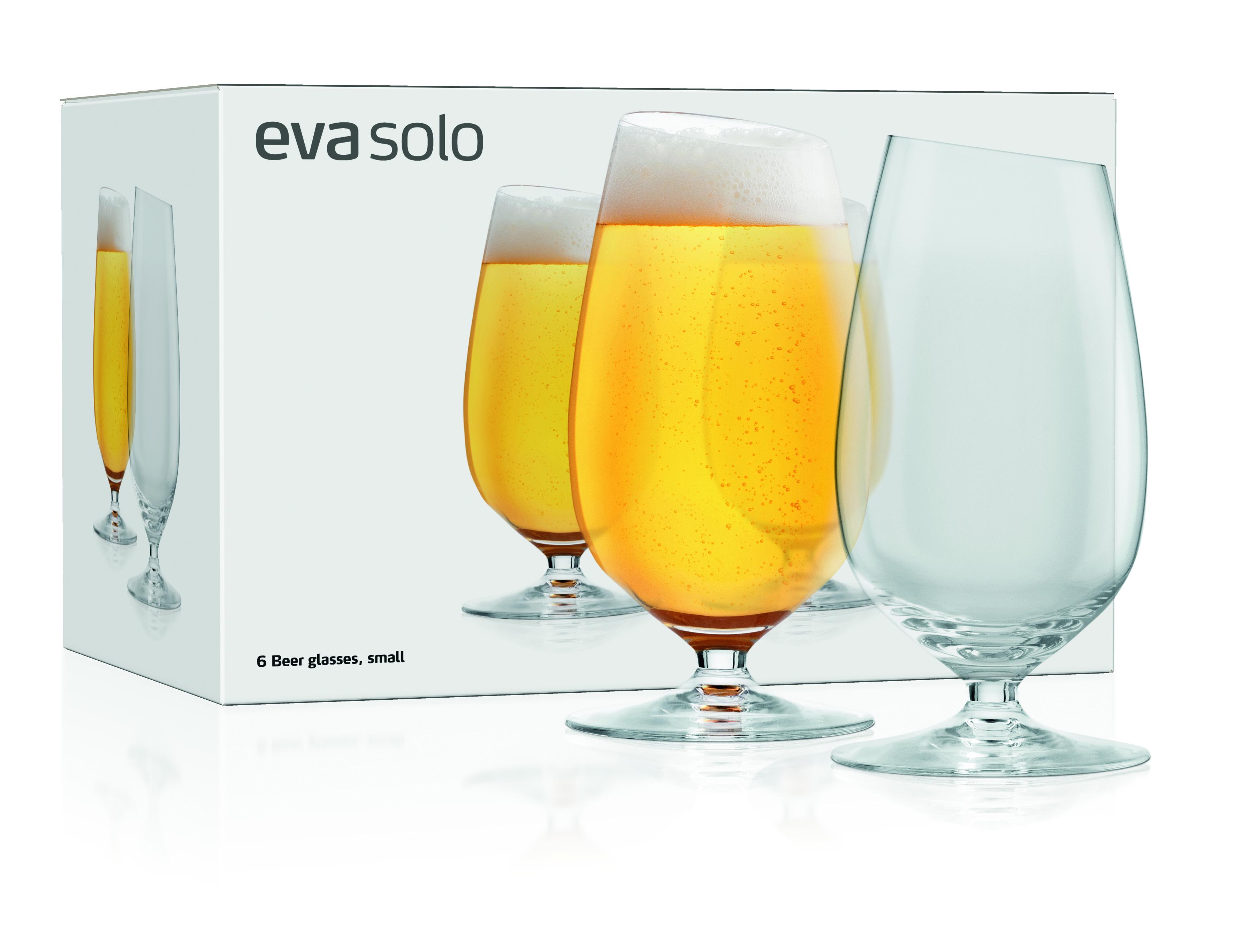 Verre à bière 35cl - Eva Solo & Heureux comme un Prince