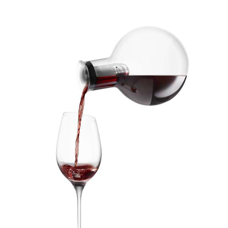 Carafe à décanter en verre - Eva Solo & Heureux comme un Prince