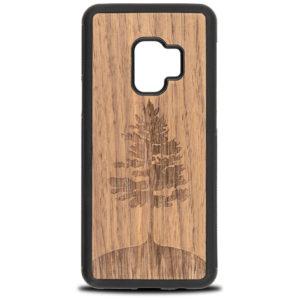 Coque Samsung arbre - Coque en bois & Heureux comme un Prince
