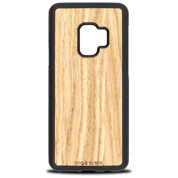 Coque Samsung en chêne - Coque en bois & Heureux comme un Prince
