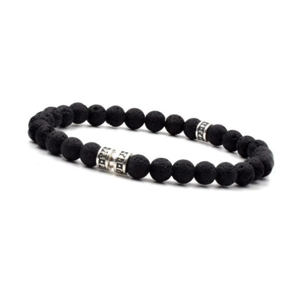 bracelet-pierre-de-lave-6mm-ppj-heureux comme un prince