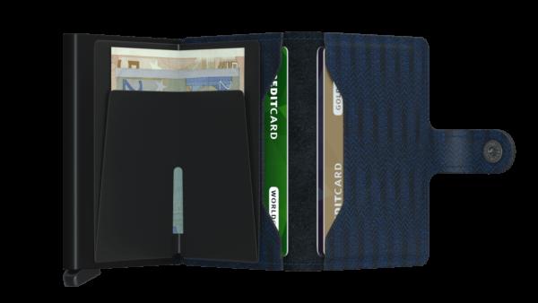 Porte-cartes RFID Dash Navy - Secrid Lyon & Heureux comme un Prince