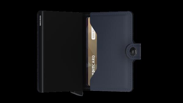 Porte-cartes RFID Matte - Secrid Lyon & Heureux comme un Prince