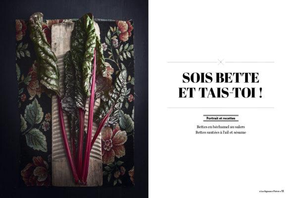 La revue 180°C, hors série les légumes d'hiver & Heureux comme un Prince