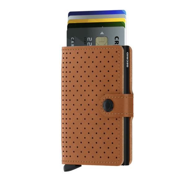 Porte-cartes RFID Perfored - Secrid Lyon & Heureux comme un Prince