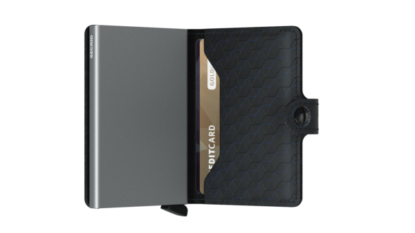 Porte-cartes RFID Optical - Secrid Lyon & Heureux comme un Prince