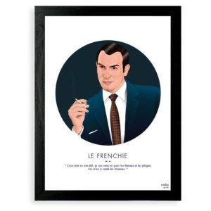 Affiche Jean Dujardin - ASAP & Heureux comme un Prince
