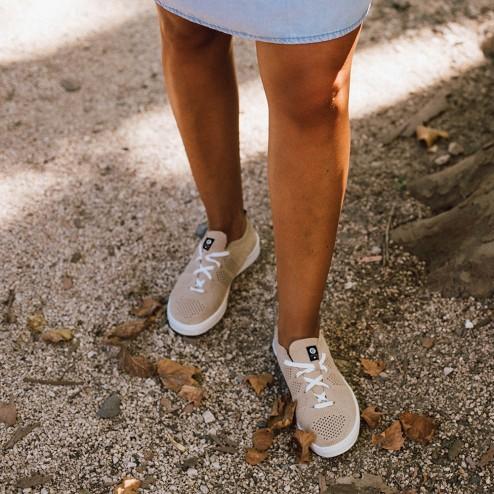 Sneaker ficelle - Ector & Heureux comme un Prince