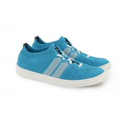Sneaker turquoise - Ector & Heureux comme un Prince