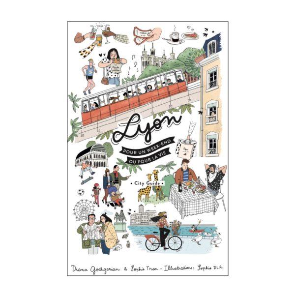 City guide Lyon & Heureux comme un Prince