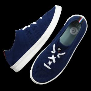 Sneaker navy - Ector & Heureux comme un Prince
