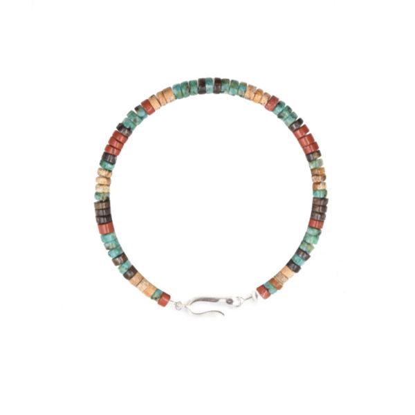 bracelet-heishi-cheyenne-4-mm heureux comme un prince