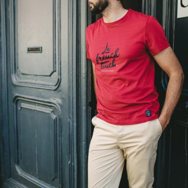 Tee-shirt Philibert La French Touch - La Gentle Factory & Heureux comme un Prince