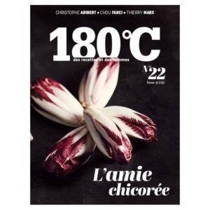 La revue 180°C, des recettes et des hommes