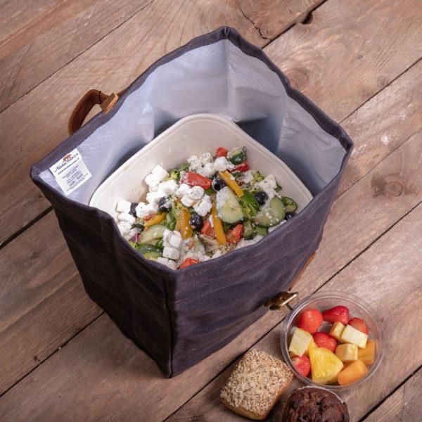 lunch-box alaskan maker heureux comme un prince