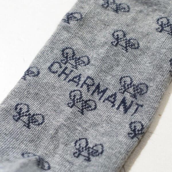 chaussettes coton bio vélo Gentle Factory & Heureux comme un Prince