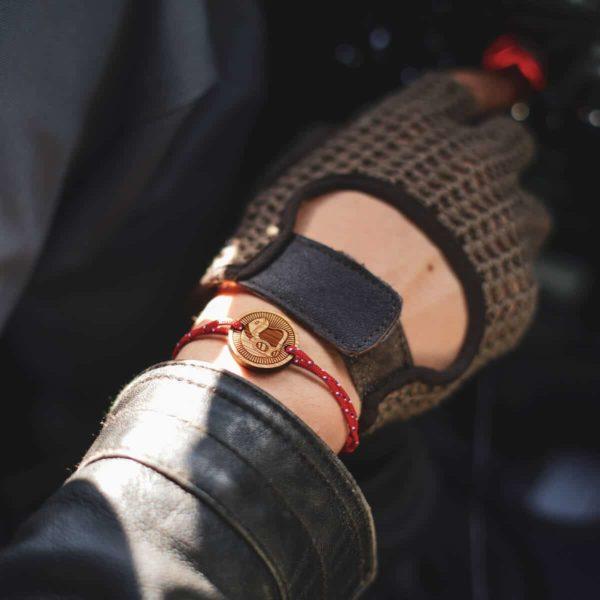 Bracelet en bambou le baroudeur - DWYT Lyon & Heureux comme un Prince