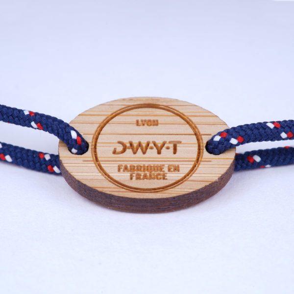 Bracelet en bambou le reveur - DWYT Lyon & Heureux comme un Prince