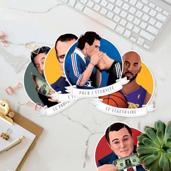 stickers-mise-en-scene asap heureux comme un prince