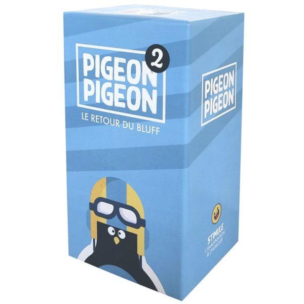 Jeu de bluff - Pigeon Pigeon & Heureux comme un Prince