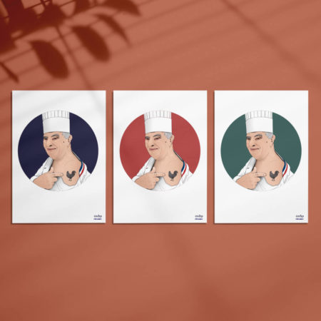 paul-bocuse-artprint-A5 asap heureux comme un prince