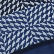 Echarpe laine Azulejos Ullys - Heureux comme un Prince