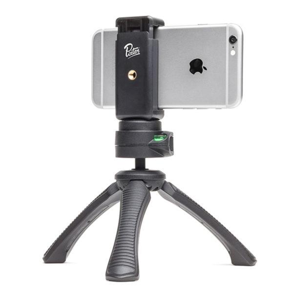 Trépied rigide appareil photo smartphone Pixter - Heureux comme un Prince