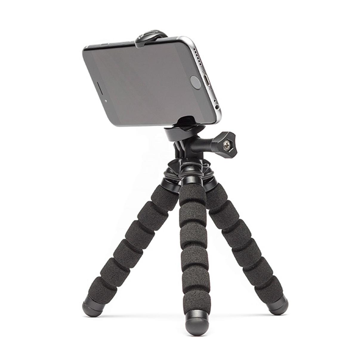 Trépied flexible smartphone Pixter - Heureux comme un Prince