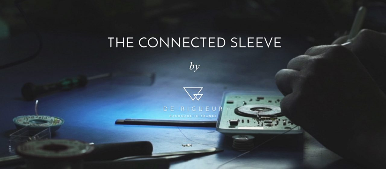 The Connected Sleeve by De Rigueur