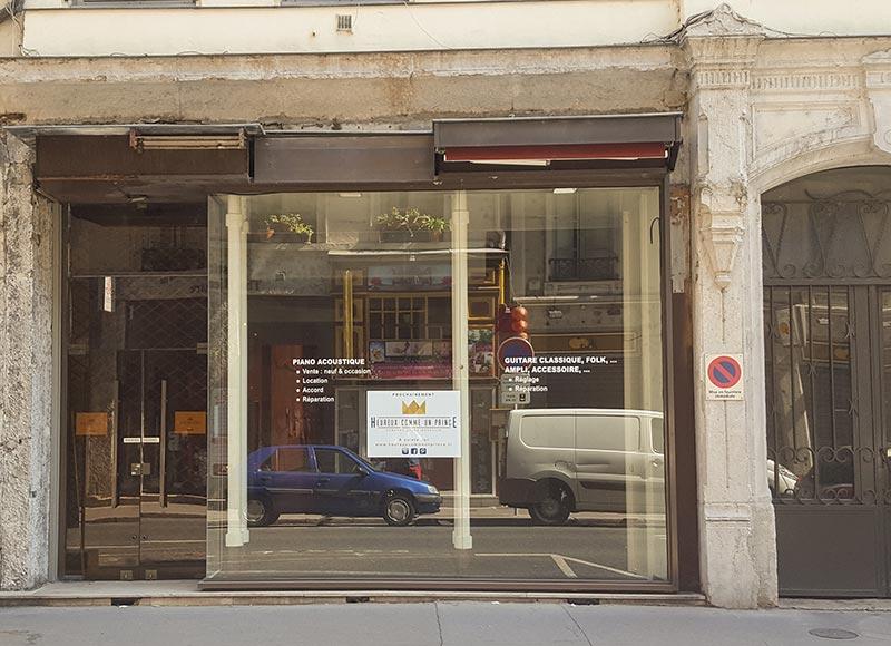 L'histoire de la boutique, 41 rue de la Charité 69002 Lyon
